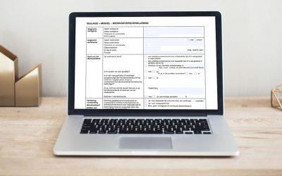 Nieuwe werkgeversverklaring met NHG per 1 jan 2021