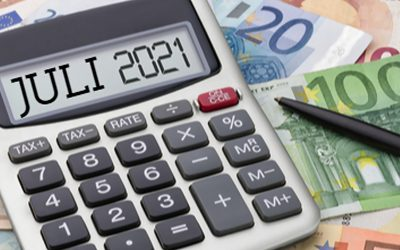 Stijging wettelijk minimumloon per 1 juli 2021